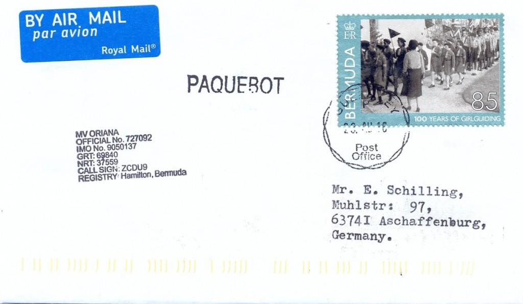 St Peter Port 5308 (A) Schilling